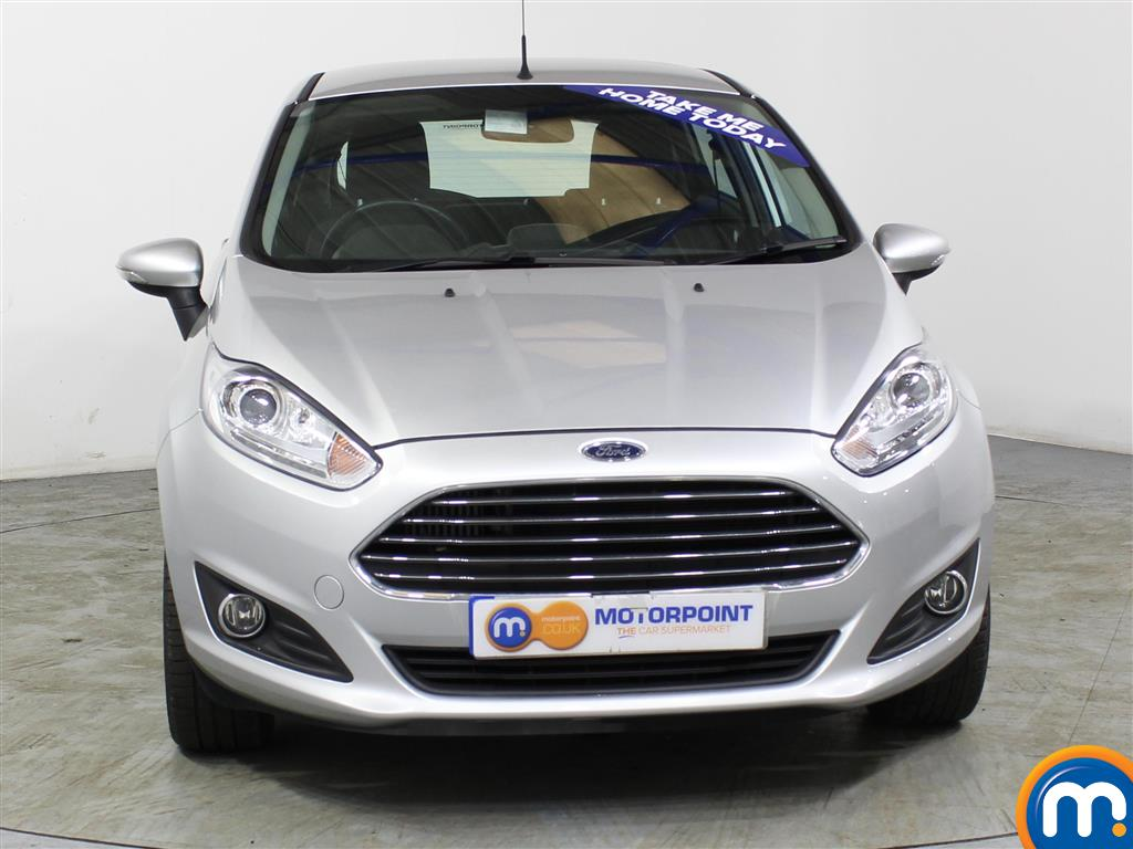 Ford Fiesta Zetec Automatic Petrol Hatchback - Stock Number (988703) - Front bumper