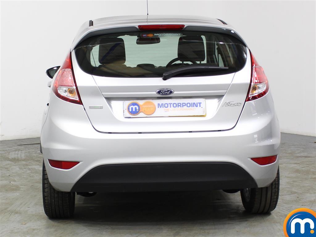 Ford Fiesta Zetec Automatic Petrol Hatchback - Stock Number (988703) - Rear bumper