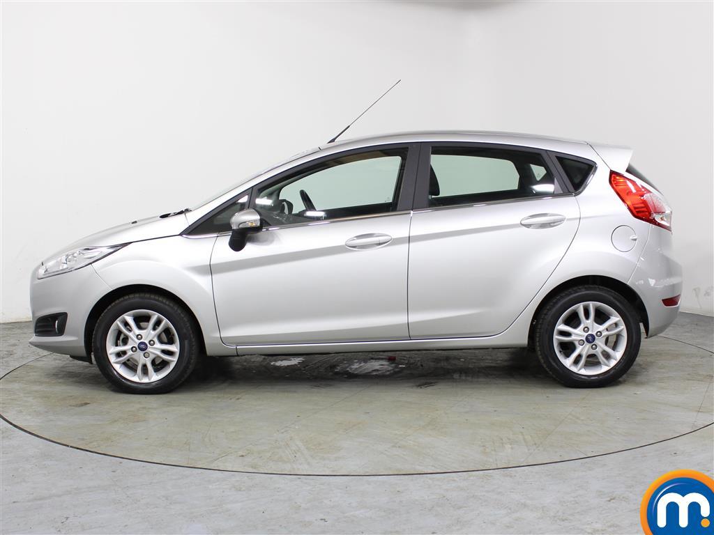 Ford Fiesta Zetec Automatic Petrol Hatchback - Stock Number (988703) - Passenger side