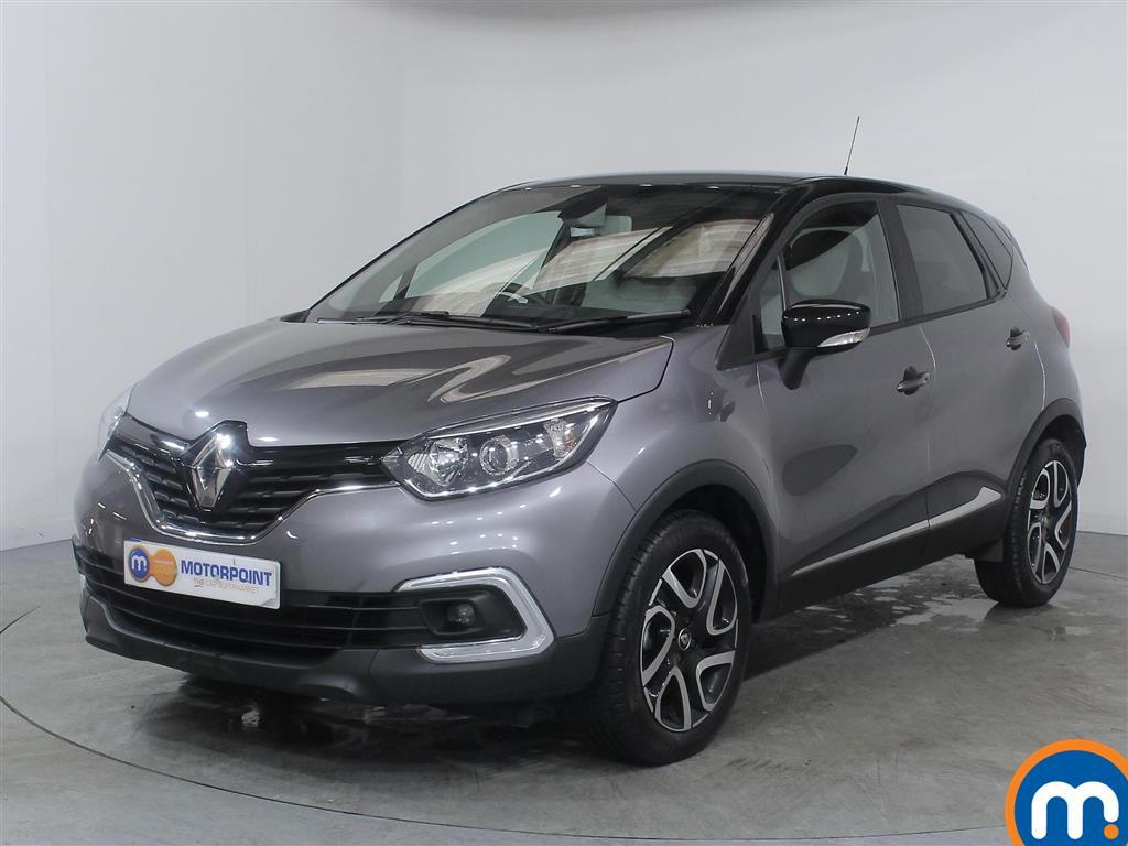 Renault Captur Iconic - Stock Number (966488) - Passenger side front corner