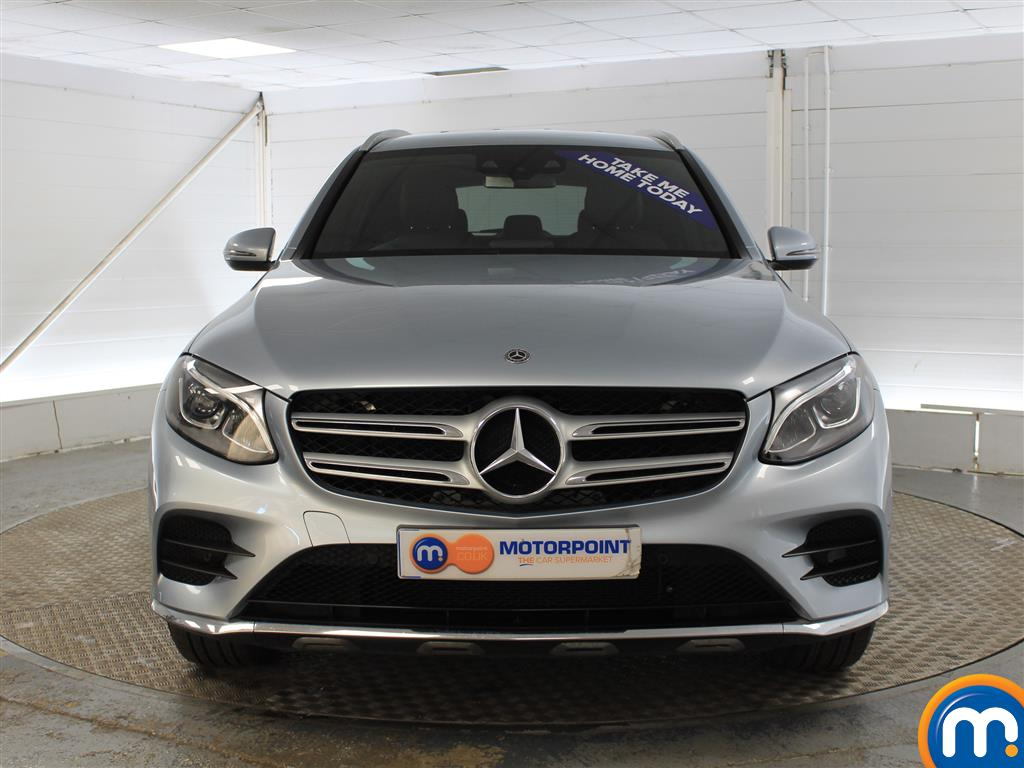 Mercedes-Benz GLC Amg Line Automatic Diesel Estate - Stock Number (991410) - Front bumper