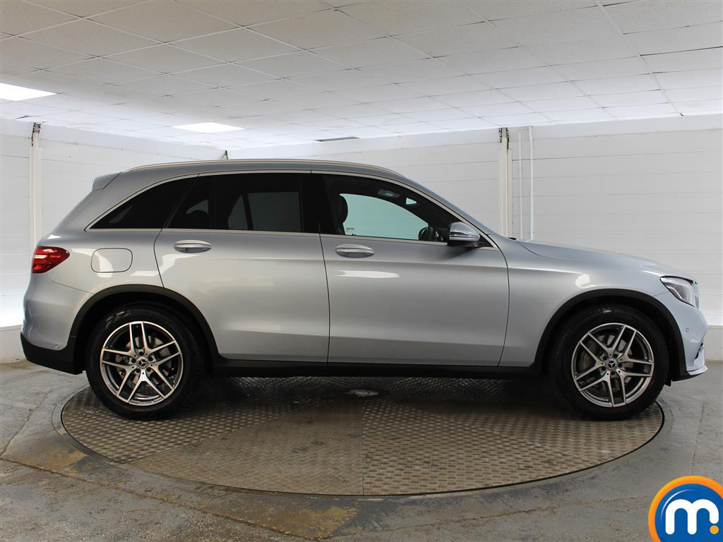 Mercedes-Benz GLC Amg Line Automatic Diesel Estate - Stock Number (991410) - Drivers side