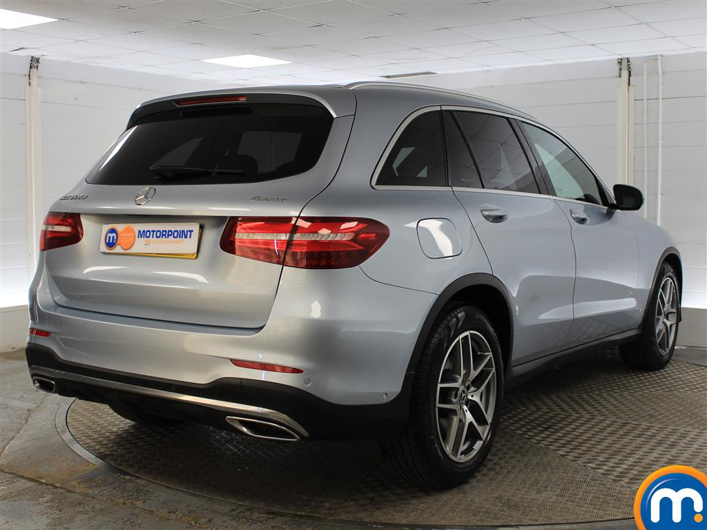 Mercedes-Benz GLC Amg Line Automatic Diesel Estate - Stock Number (991410) - Drivers side rear corner