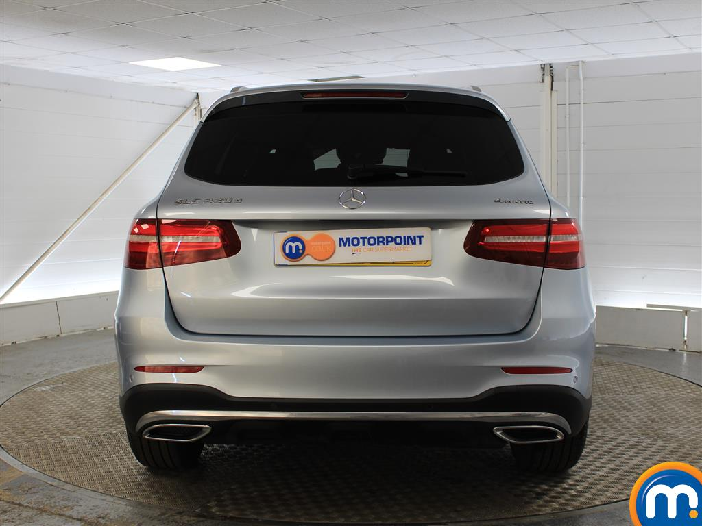 Mercedes-Benz GLC Amg Line Automatic Diesel Estate - Stock Number (991410) - Rear bumper