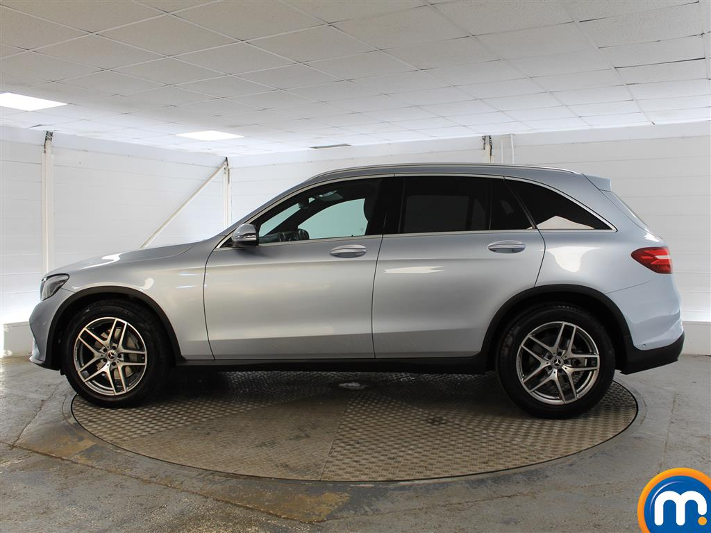 Mercedes-Benz GLC Amg Line Automatic Diesel Estate - Stock Number (991410) - Passenger side