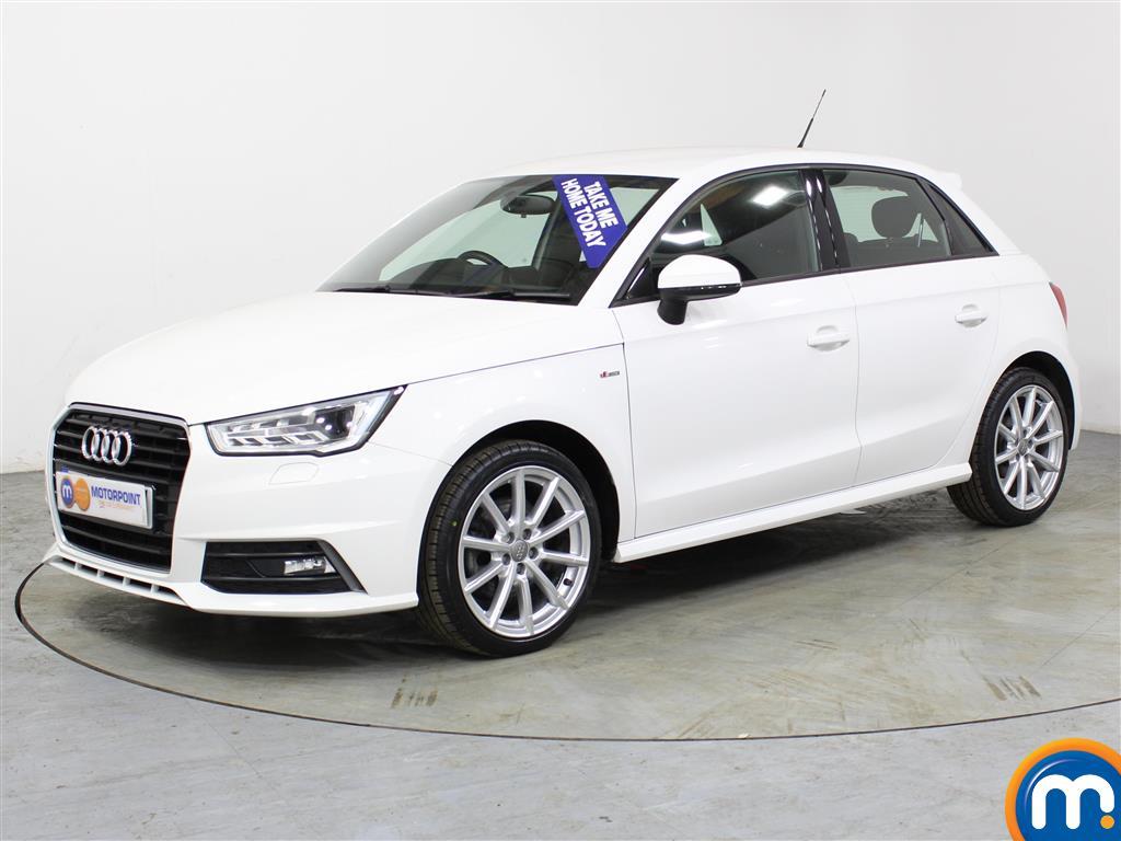 Audi A1 S Line - Stock Number (985573) - Passenger side front corner