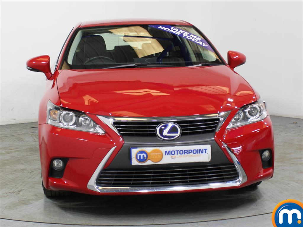 Lexus CT Executive Edition Automatic Petrol-Electric Hybrid Hatchback - Stock Number (985853) - Front bumper