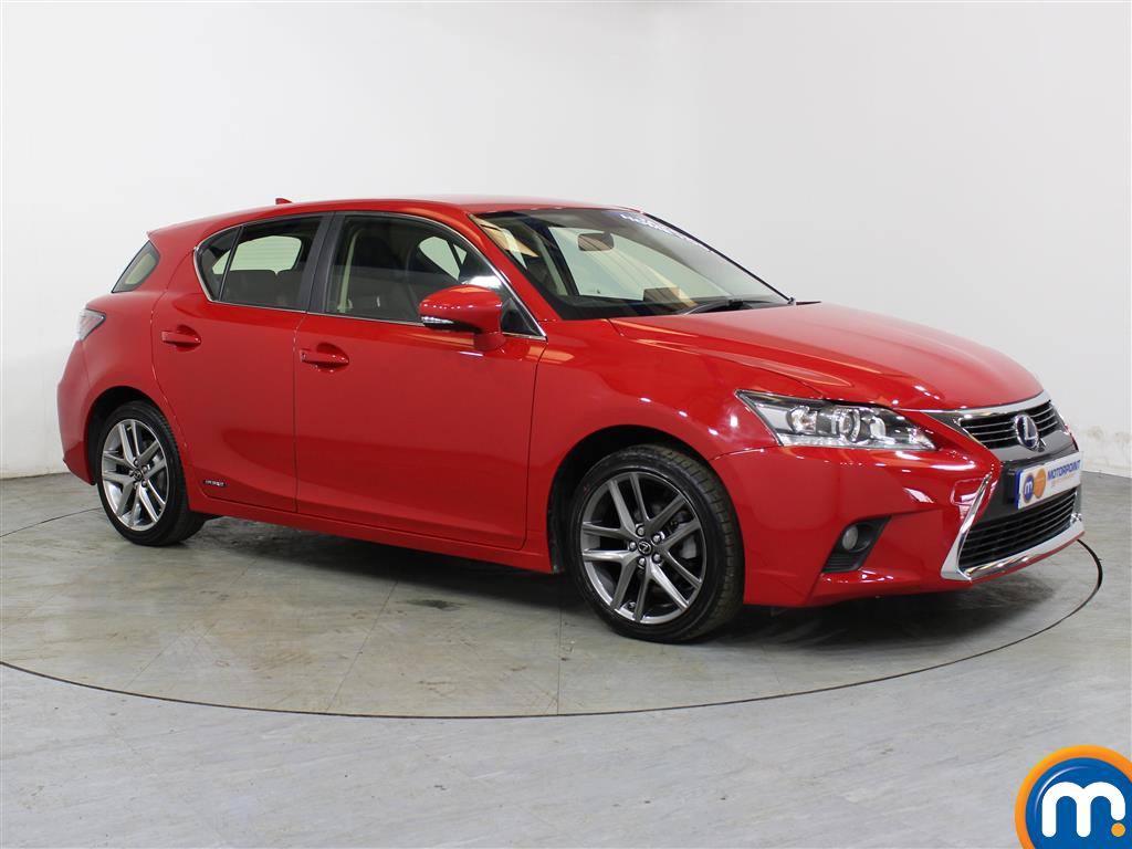 Lexus CT Executive Edition Automatic Petrol-Electric Hybrid Hatchback - Stock Number (985853) - Drivers side front corner