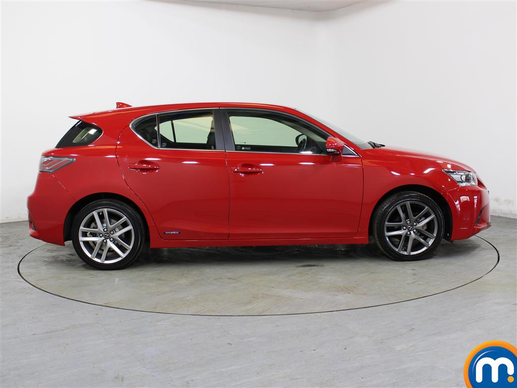 Lexus CT Executive Edition Automatic Petrol-Electric Hybrid Hatchback - Stock Number (985853) - Drivers side