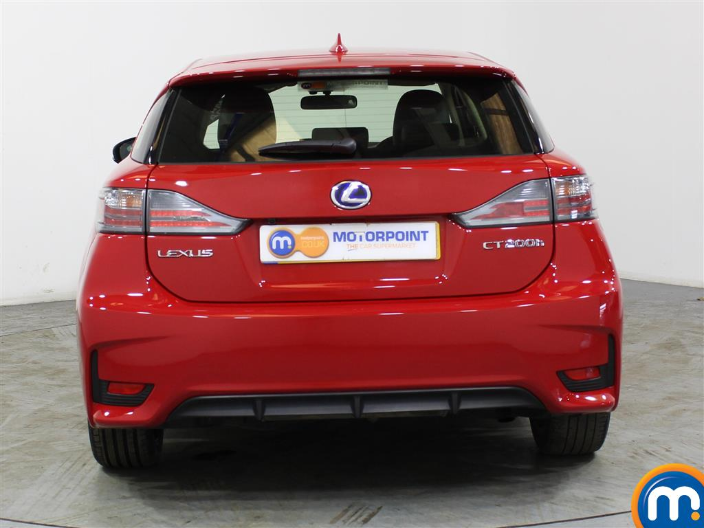 Lexus CT Executive Edition Automatic Petrol-Electric Hybrid Hatchback - Stock Number (985853) - Rear bumper