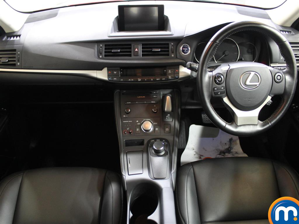 Lexus CT Executive Edition Automatic Petrol-Electric Hybrid Hatchback - Stock Number (985853) - 1st supplementary image