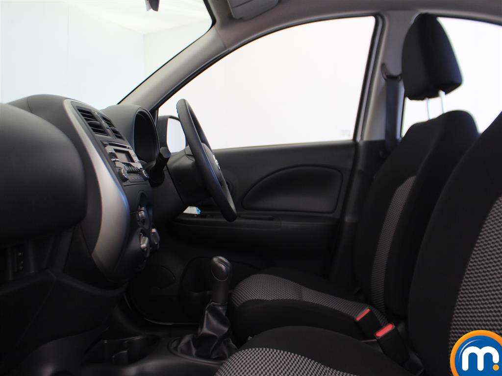 Nissan Micra Visia Manual Petrol Hatchback - Stock Number (991882) - 3rd supplementary image