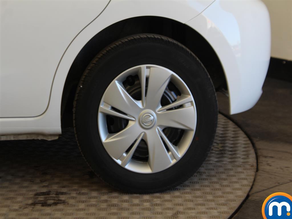 Nissan Micra Visia Manual Petrol Hatchback - Stock Number (991882) - Drivers side