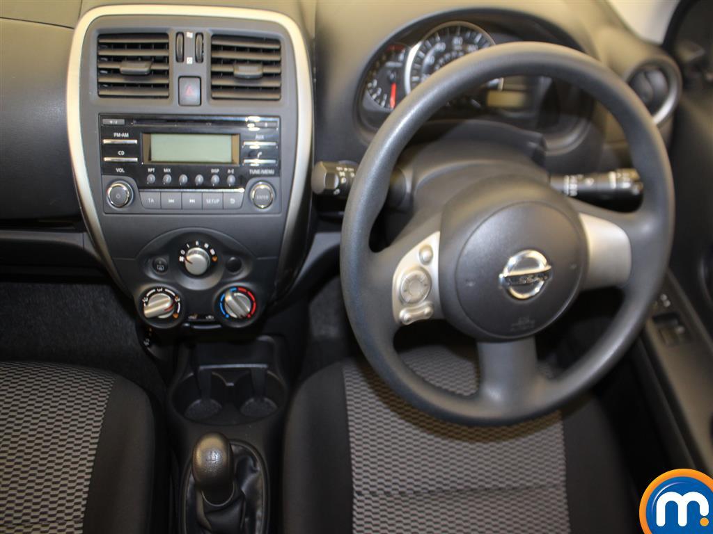 Nissan Micra Visia Manual Petrol Hatchback - Stock Number (991882) - 1st supplementary image