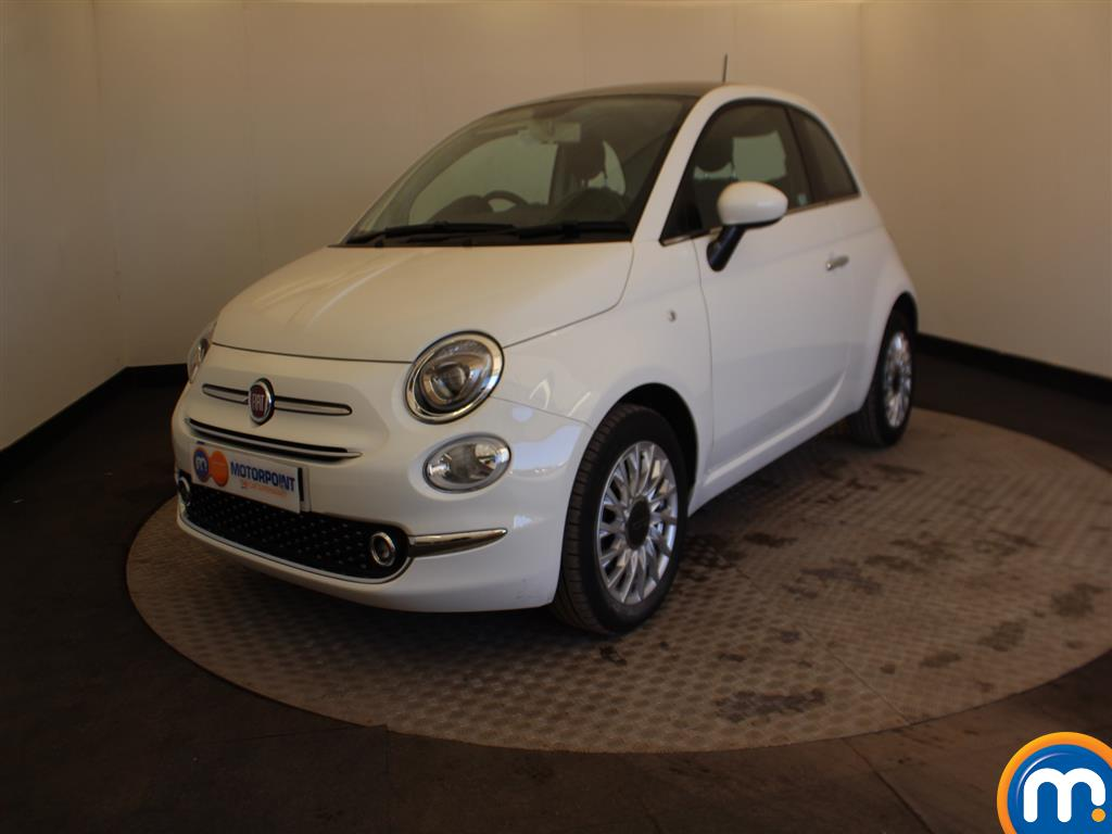 Fiat 500 Lounge - Stock Number (993020) - Passenger side front corner