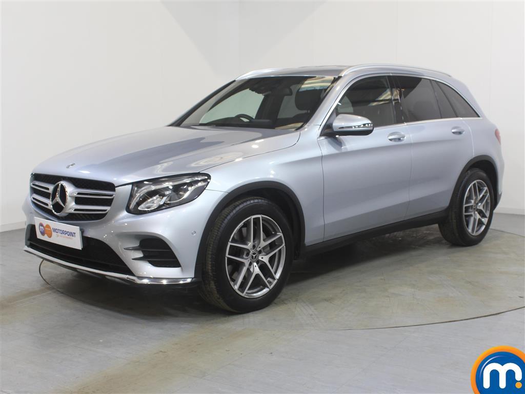 Mercedes-Benz GLC AMG Line - Stock Number (991207) - Passenger side front corner