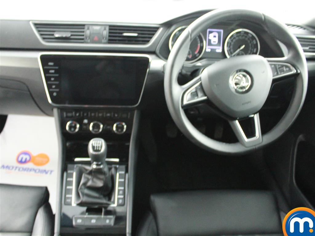 Skoda Superb Se L Executive Manual Diesel Hatchback - Stock Number (989526) - 7th supplementary image