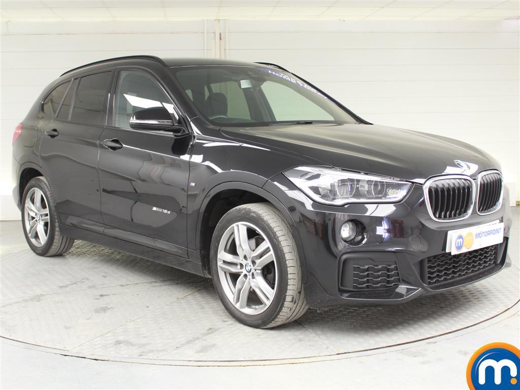 BMW X1 M Sport - Stock Number (989851) - Passenger side front corner