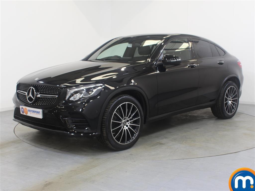 Mercedes-Benz Glc Diesel Coupe
