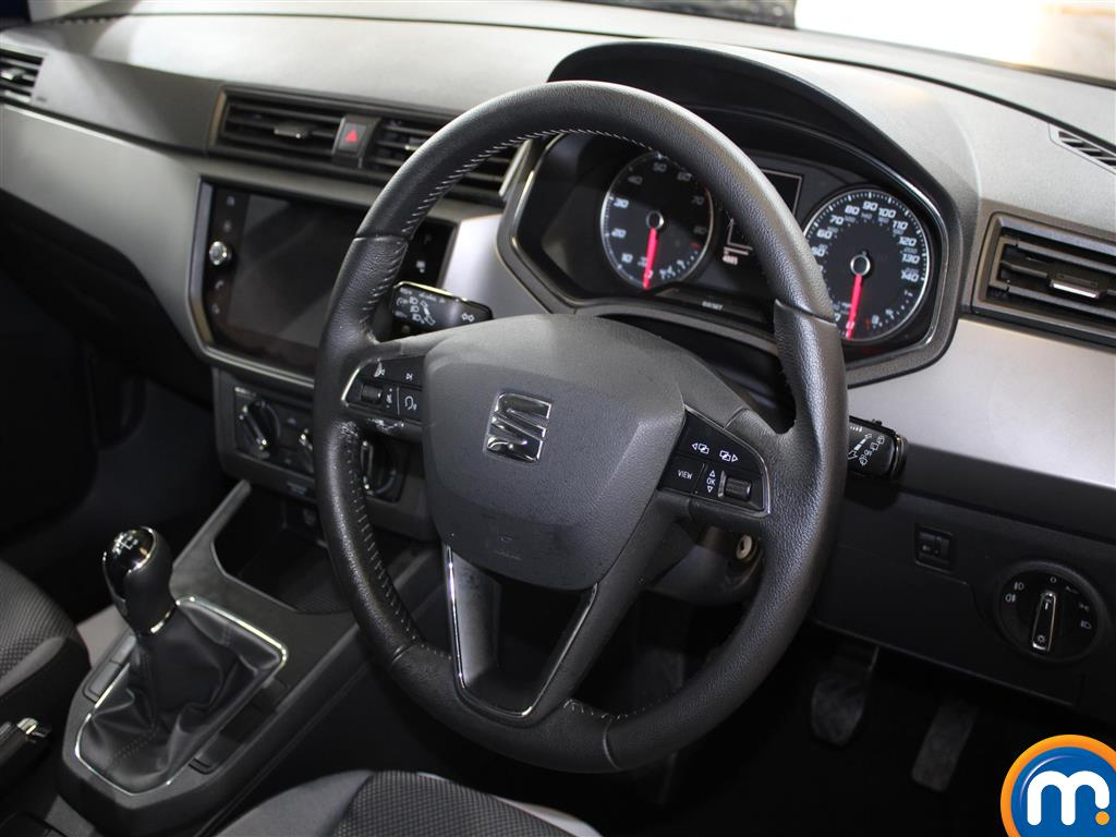 Seat Ibiza Se Technology Manual Petrol Hatchback - Stock Number (992550) - 4th supplementary image