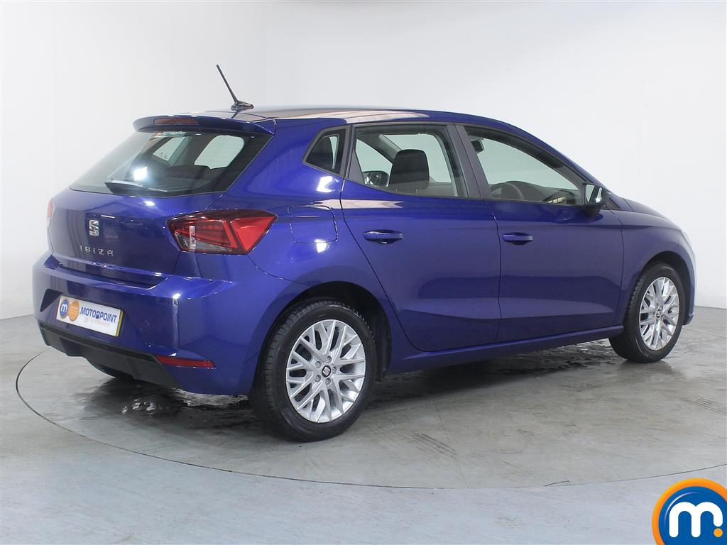 Seat Ibiza Se Technology Manual Petrol Hatchback - Stock Number (992550) - Drivers side rear corner