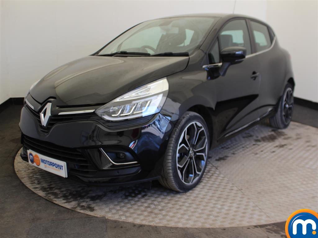 Renault Clio Signature Nav - Stock Number (991867) - Passenger side front corner