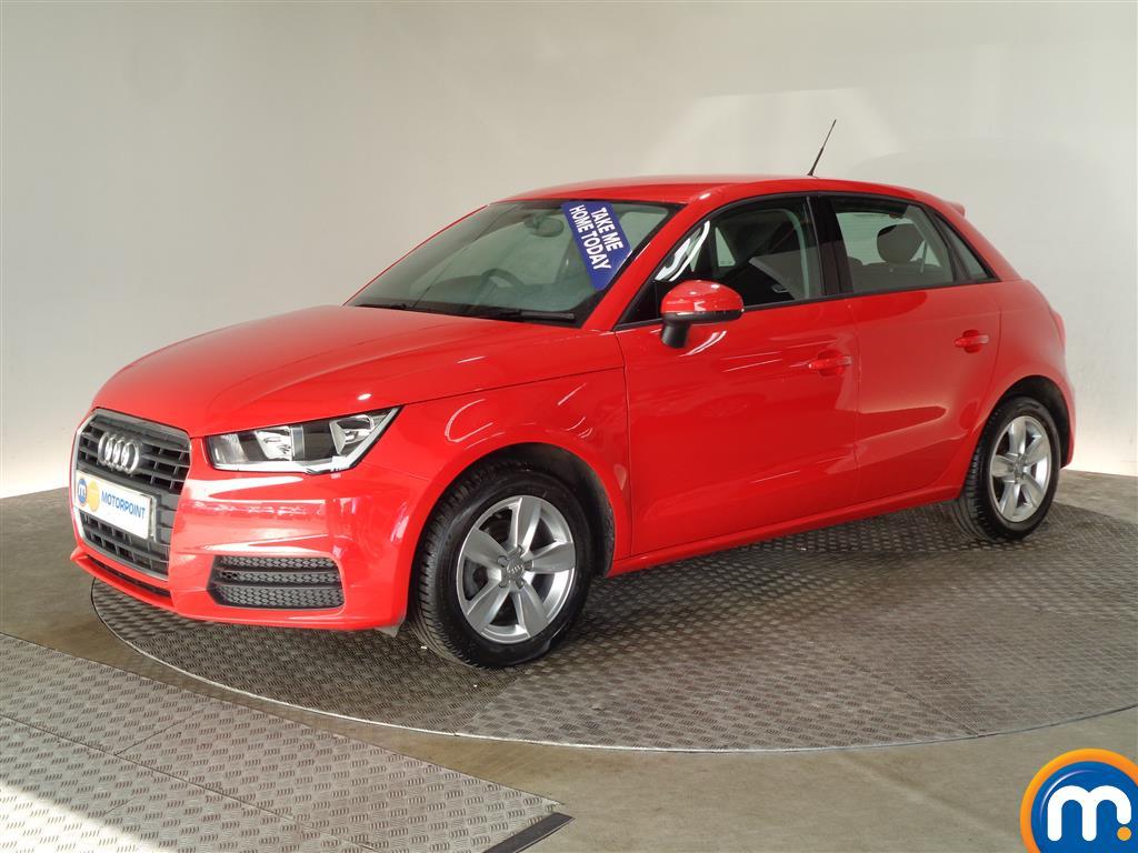 Audi A1 SE - Stock Number (989902) - Passenger side front corner