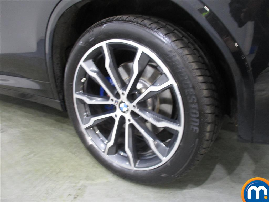BMW X3 M Sport Automatic Diesel 4X4 - Stock Number (987894) - 4th supplementary image