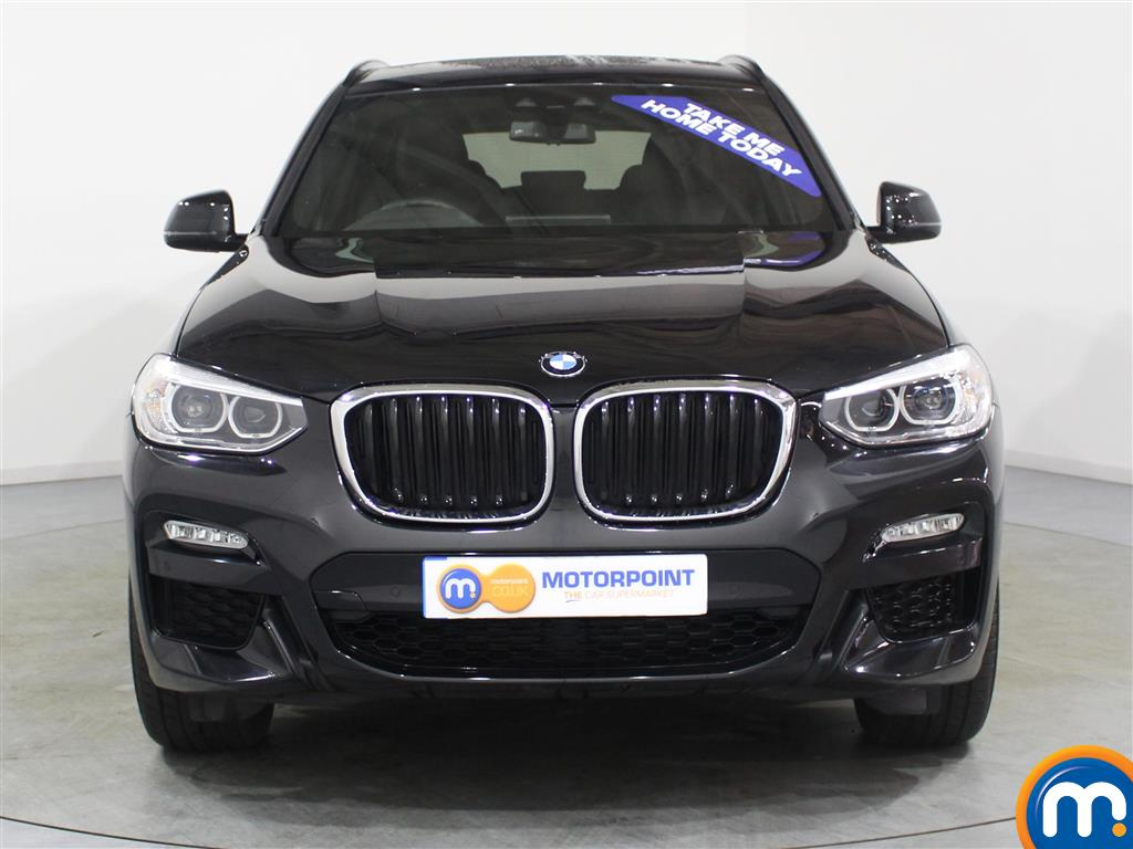 BMW X3 M Sport Automatic Diesel 4X4 - Stock Number (987894) - Front bumper