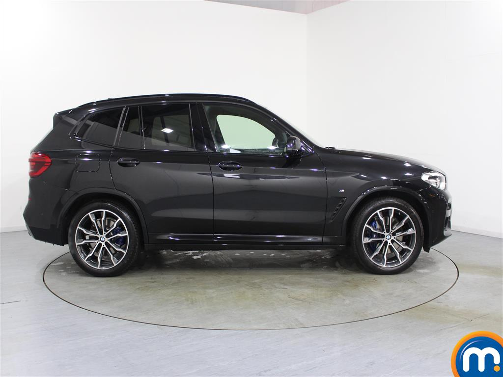 BMW X3 M Sport Automatic Diesel 4X4 - Stock Number (987894) - Drivers side