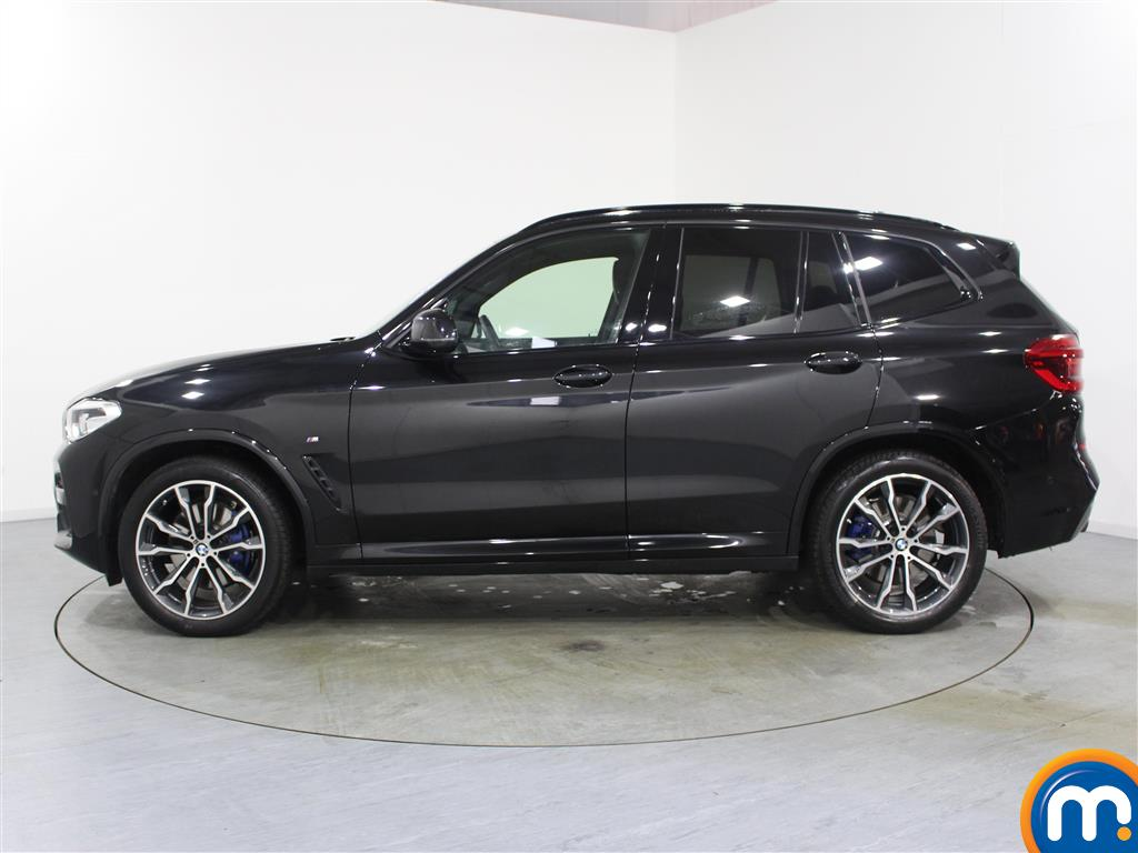 BMW X3 M Sport Automatic Diesel 4X4 - Stock Number (987894) - Passenger side