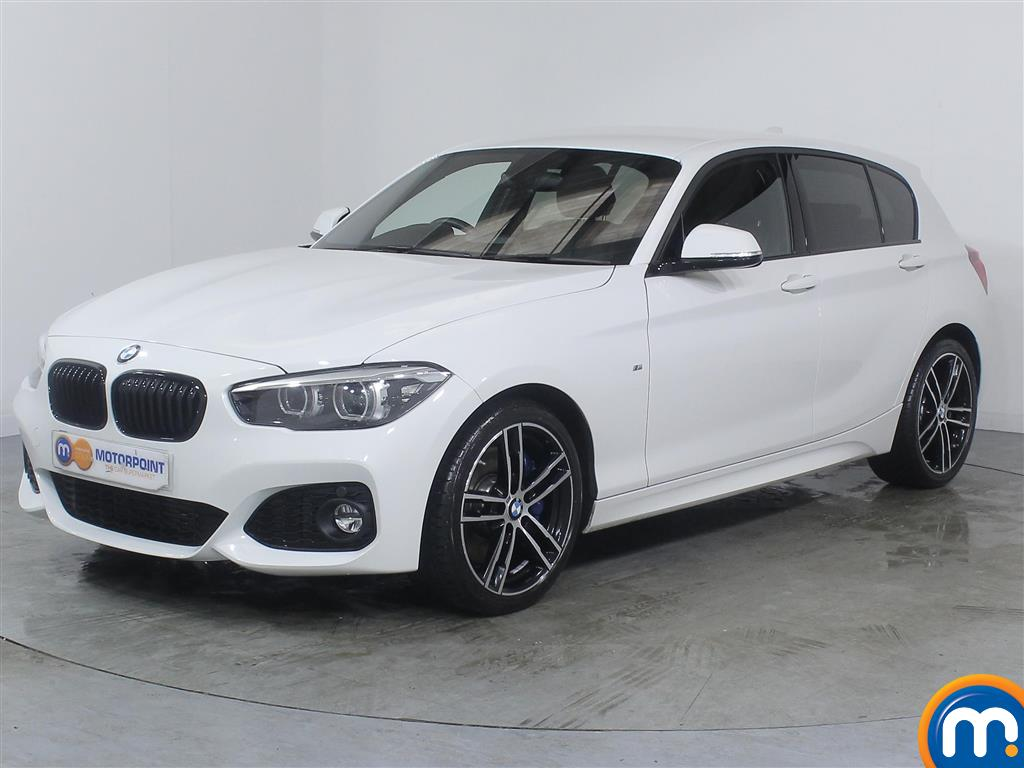 BMW 1 Series M Sport Shadow Edition - Stock Number (992047) - Passenger side front corner