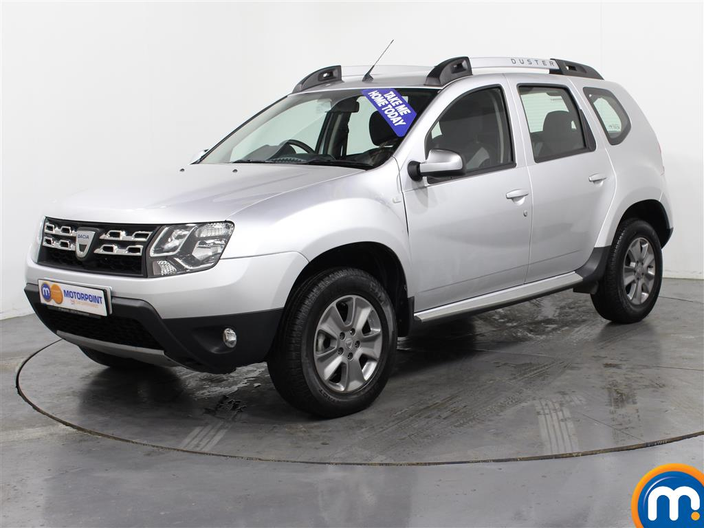 Dacia Duster Nav-Plus - Stock Number (984434) - Passenger side front corner