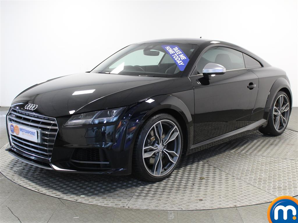 Used Audi Tt Tts Cars For Sale Motorpoint Car Supermarket
