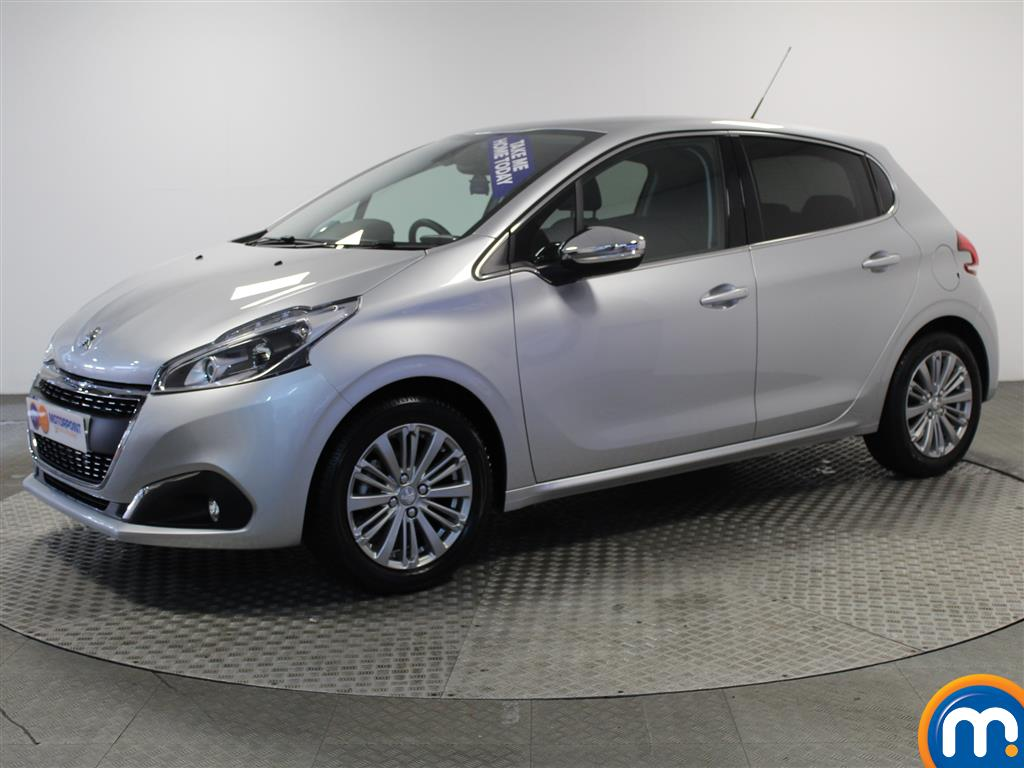 Peugeot 208 Allure - Stock Number (989783) - Passenger side front corner