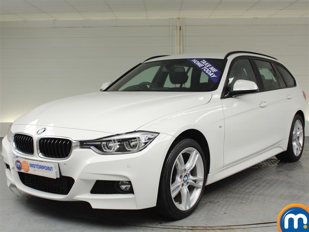 BMW 3 Series M Sport - Stock Number (984948) - Passenger side front corner