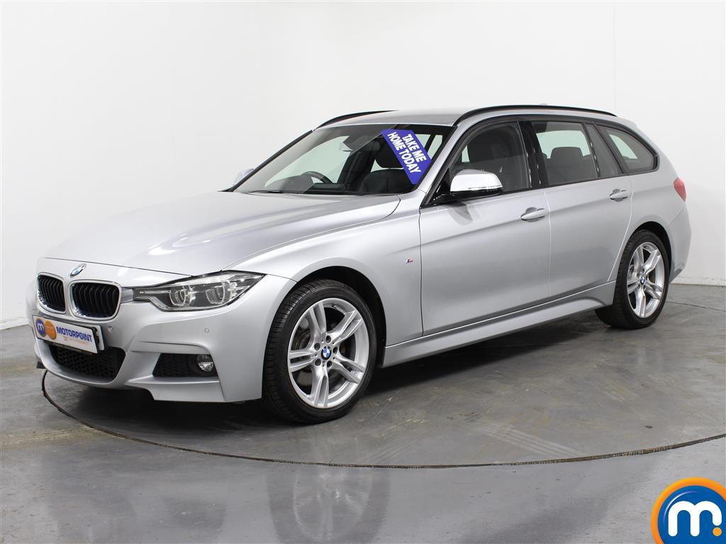 BMW 3 Series M Sport - Stock Number (991553) - Passenger side front corner
