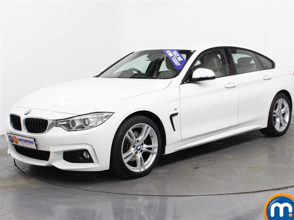 BMW 4 Series M Sport - Stock Number (990485) - Passenger side front corner