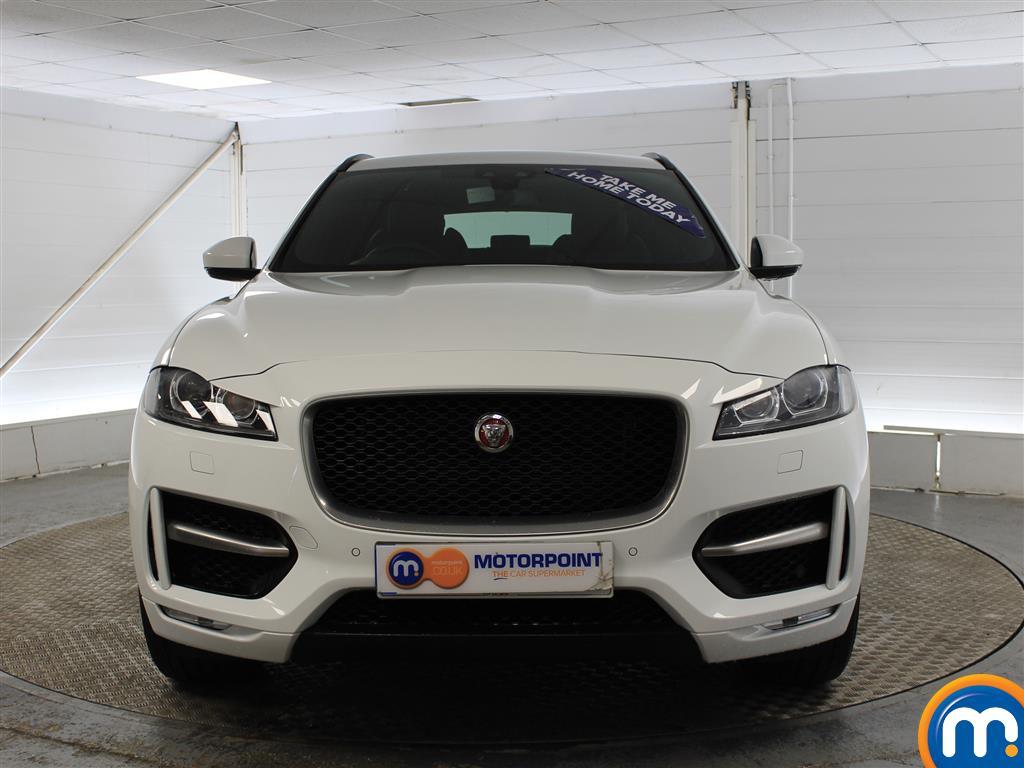 Jaguar F-Pace R-Sport Automatic Diesel Estate - Stock Number (994711) - Front bumper