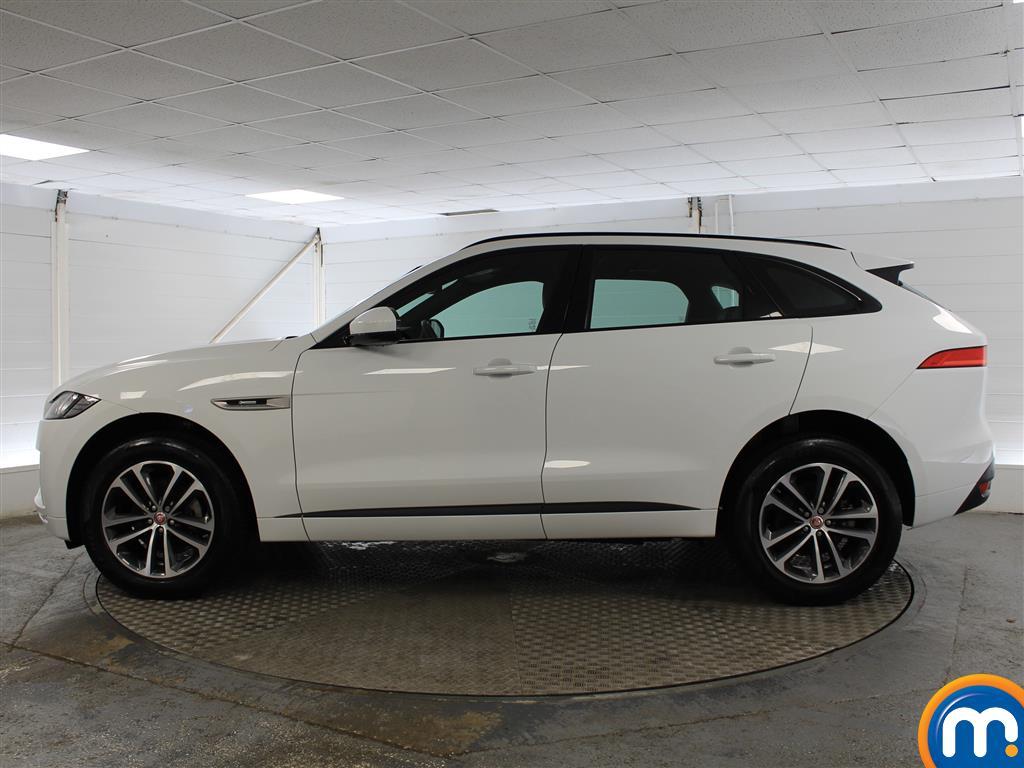 Jaguar F-Pace R-Sport Automatic Diesel Estate - Stock Number (994711) - Passenger side