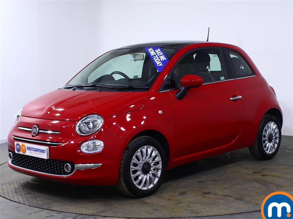 Fiat 500 Lounge - Stock Number (994460) - Passenger side front corner