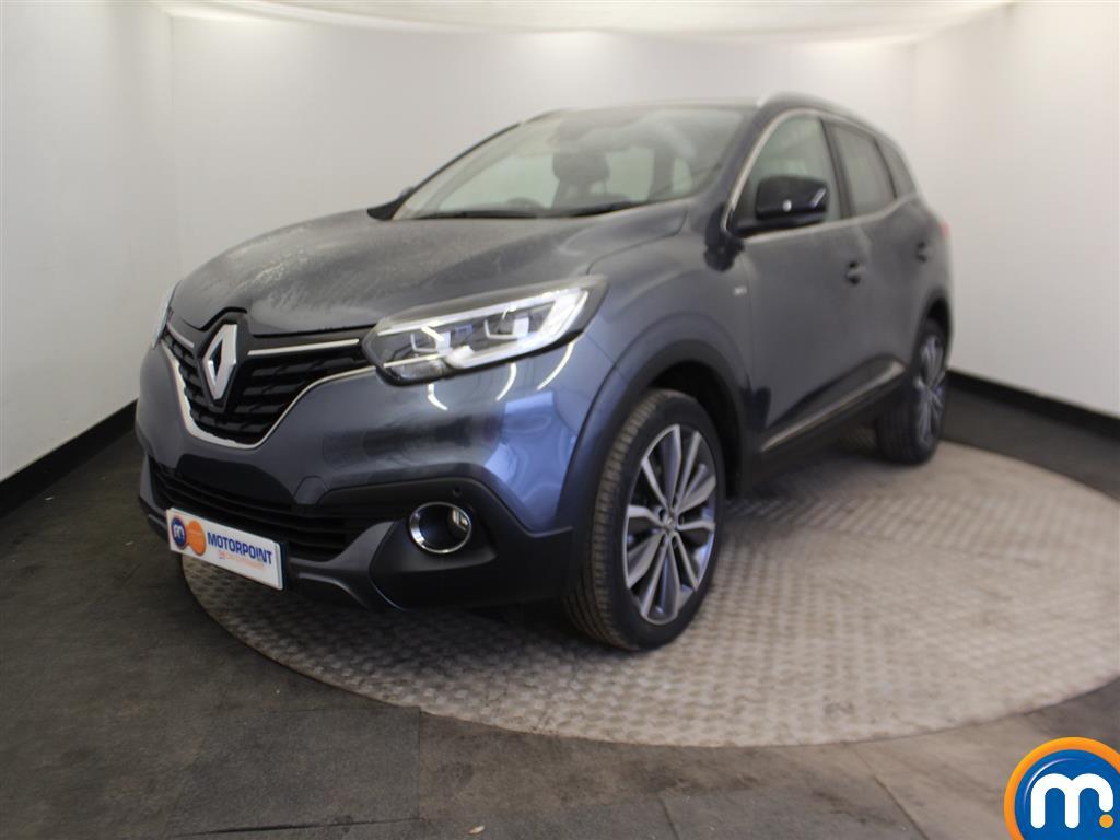 Renault Kadjar Signature Nav - Stock Number (991899) - Passenger side front corner