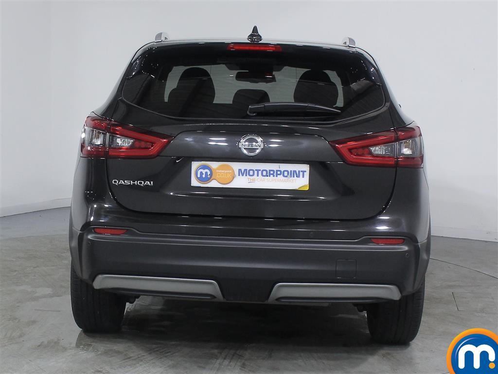 Nissan Qashqai N-Connecta Manual Petrol Hatchback - Stock Number (985869) - Rear bumper