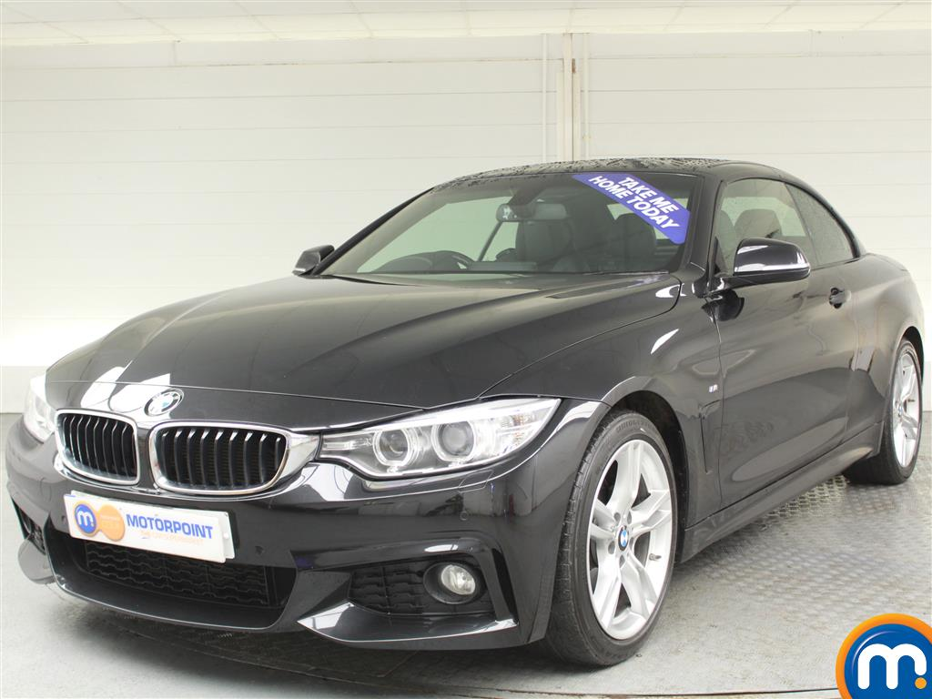 BMW 4 Series M Sport - Stock Number (989565) - Passenger side front corner
