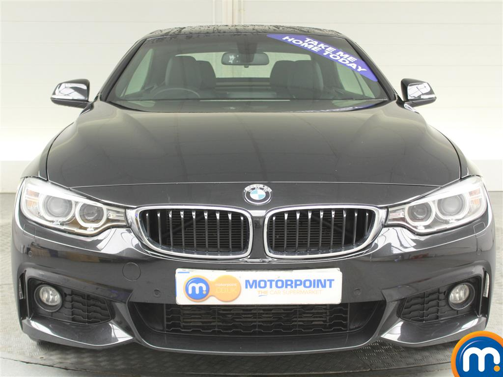 BMW 4 Series M Sport Automatic Diesel Convertible - Stock Number (989565) - Front bumper