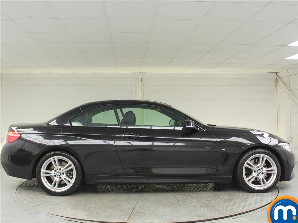 BMW 4 Series M Sport Automatic Diesel Convertible - Stock Number (989565) - Drivers side
