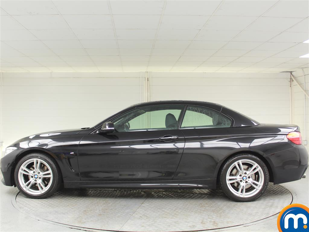 BMW 4 Series M Sport Automatic Diesel Convertible - Stock Number (989565) - Passenger side