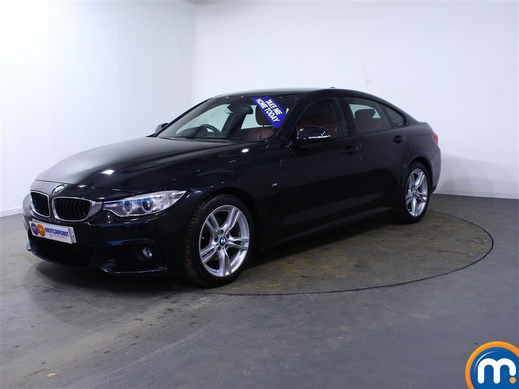 BMW 4 Series M Sport - Stock Number (994567) - Passenger side front corner