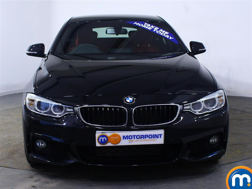 BMW 4 Series M Sport Automatic Diesel Coupe - Stock Number (994567) - Front bumper