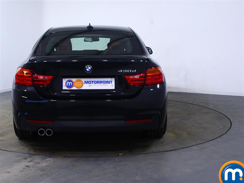 BMW 4 Series M Sport Automatic Diesel Coupe - Stock Number (994567) - Rear bumper